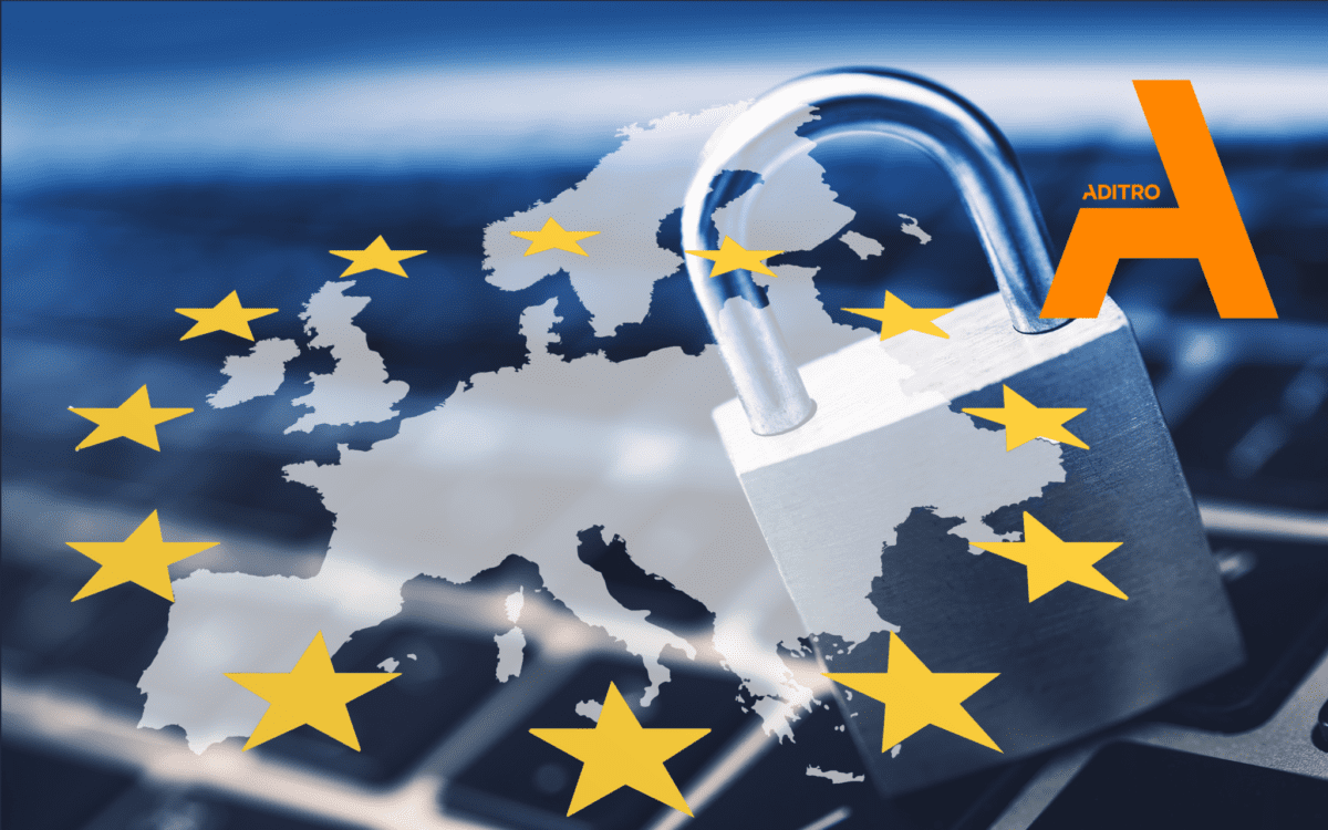 Data EU Aditro GDPR